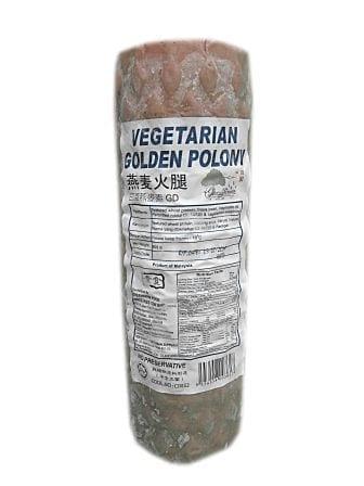 Vegetarian-Golden-Polony