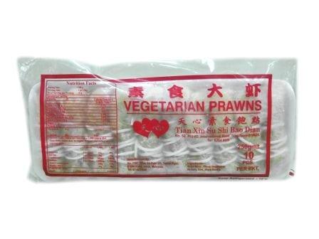Vegetarian-Prawn